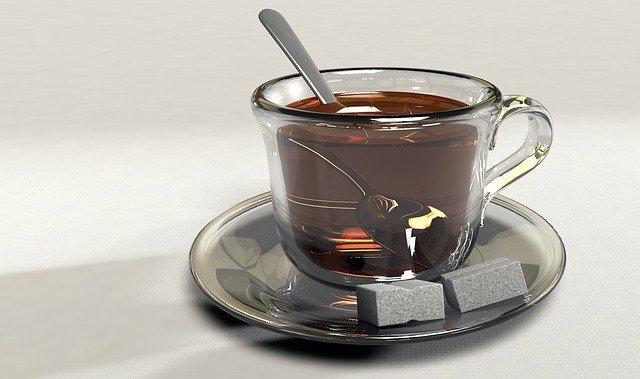cukr do čaje